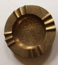 Brass Ash Tray