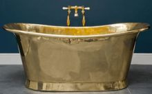 Metal Bath Tub