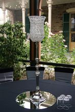 Wedding Crystal Candelabra