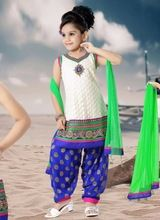Girls Wear Salwar Suits