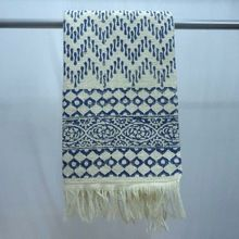 Hand Block Printed Durries Cotton Rugs