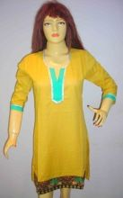 Designer Cotton Tunic Kurtis