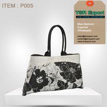 Jute Stylish Ladies Handbag