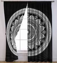 Bohemian Cotton Curtains
