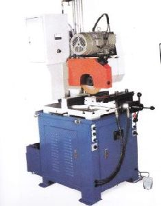 Je-440vs Semi Automatic Hydraulic Pipe Cutting Machine