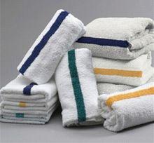 Striped Gym Towel