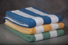 Striped Gym Towels
