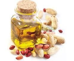 Pure Yellow Groundnut Oil