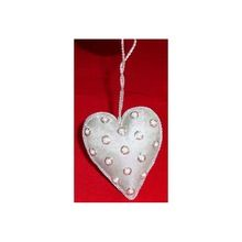 Christmas Heart Ornament