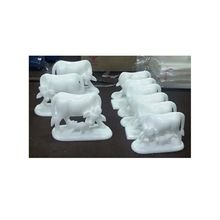 Marble Decoration Cows