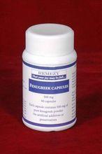 500 Mg Fenugreek Capsules