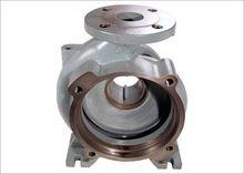 Cast Iron Water Pump Body