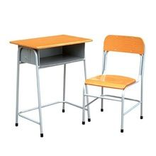 School Chair With Writing Tablet