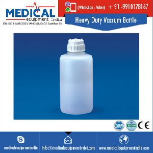 Heavy Duty Polypropylene Vacuum Bottle