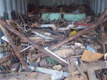 Heavy Melting Steel Scraps