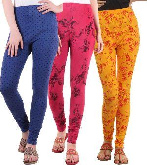 Ladies Printed Leggings 01