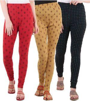 Ladies Printed Leggings 02