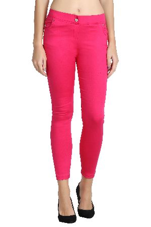 Ladies Slim Fit Pant 02