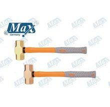 Non Sparking Sledge Hammer Copper / Brass