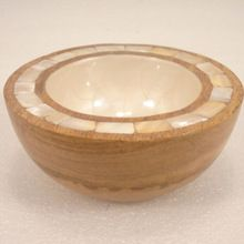 Large Wooden Salad Bowl
