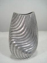 Metal Aluminum Cast Decorative Wedding Floser Vases