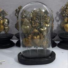 Sacred Heart Glass Dome