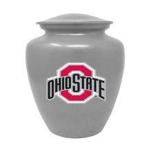 Slate Color Cremation Urn