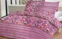 Cotton Plain Hotel Bed Sheet