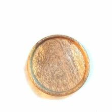 Wooden Material Round Coaster