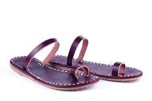 Vintage Handmade Slippers