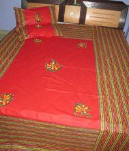 Cotton Printed Traditional Mandala Bed Sheet