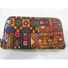 Fashionable Women Digital Print Small Pouch