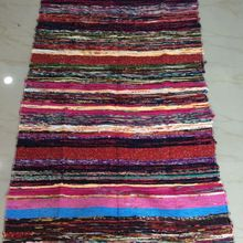 Recycled Vintage Chindi Rug