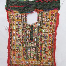 Vintage Banjara Old Patch
