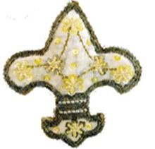 Christmas Hanging Cross