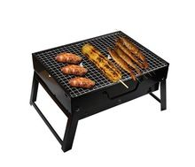 Foldable Outdoor Camping Charcoal Barbecue Grill