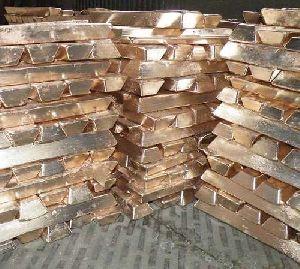 Beryllium Copper Master Alloy