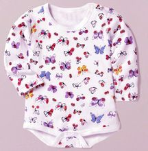 Cotton Oem Baby Rompers