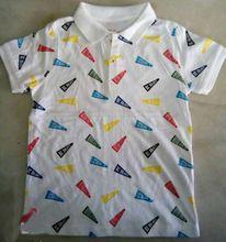 Oem Kids Pique Polo Tshirt
