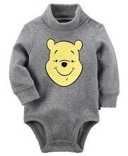 Winter Keep Warm Kids Wear Baby Rompers