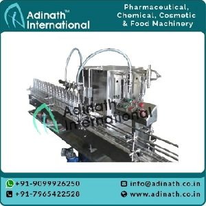 Automatic Sugar Syrup Filling Machine