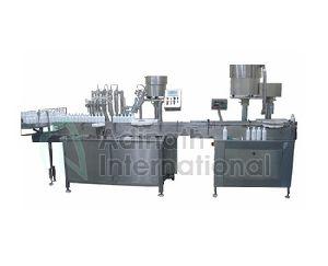 Food Oil Bottle Filling Machine