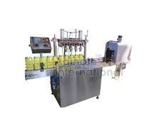 Glass Bottle Ropp Screw Capping Machine