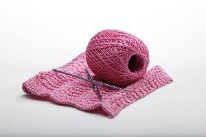 Combed Cotton Crochet Ball Thread