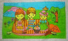 Printed Children Towel