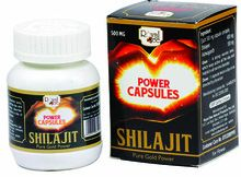 Herbal Shilajeet Capsules