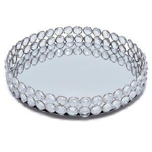 Crystal Hot Bending Acrylic Fruit Tray