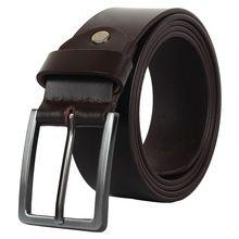 Genuine Leather Adjustable Belt