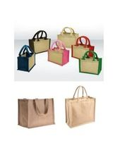 Jute Or Cotton Shopping Bags