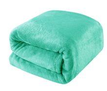 Brown Fleece Blanket